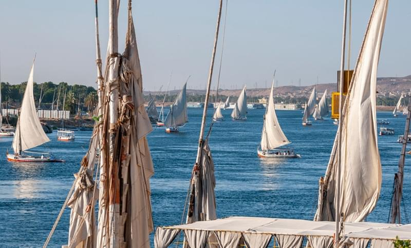 10 nights luxor cairo aswan cruise