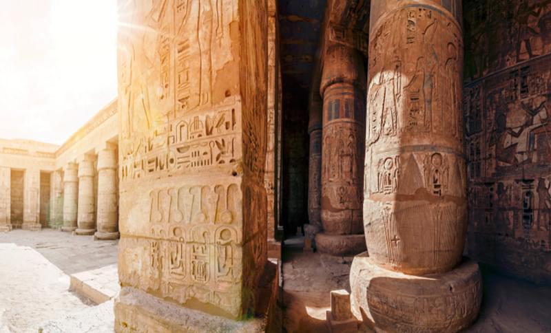 8 days 7 nights luxor aswan by train