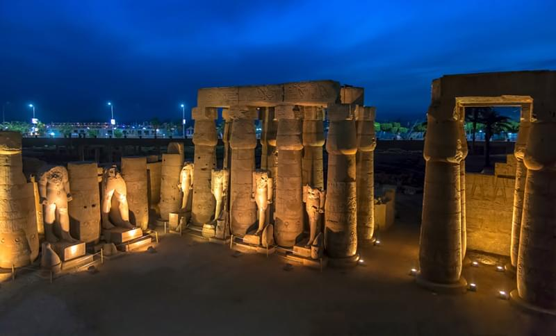 8 days 7 nights luxor cairo aswan