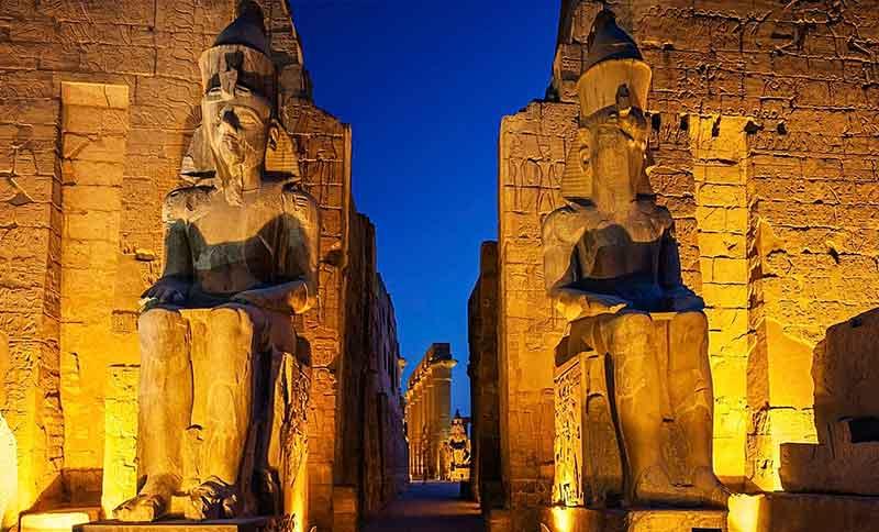 9 nights aswan luxor cairo nubia