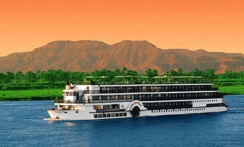 cairo aswan and luxor cruise and hurghada
