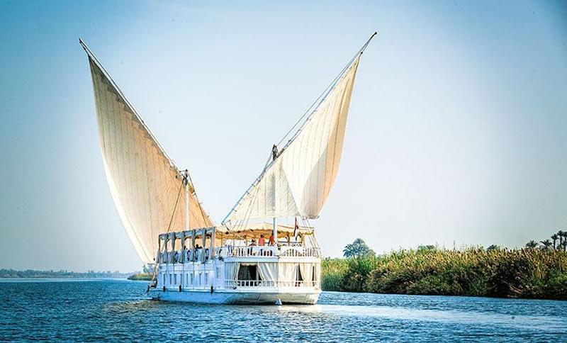dahabiya cruise aswan luxor