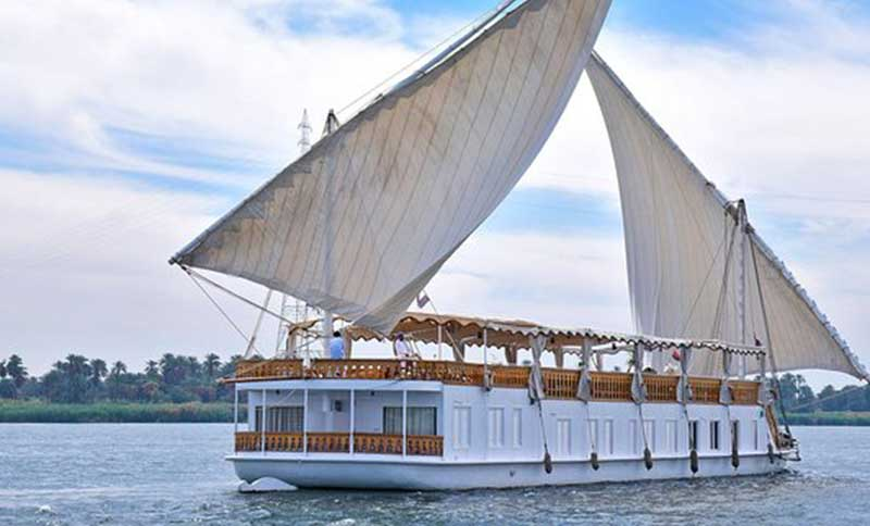 dahabiya cruise cairo aswan and luxor