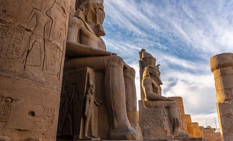 luxor cairo aswan 8 days 7 nights