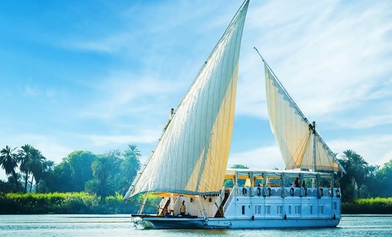 nile cruise cairo aswan luxor