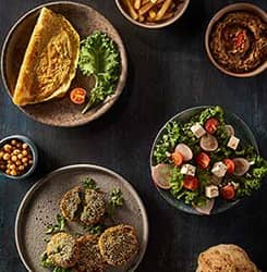 egyptian dishes