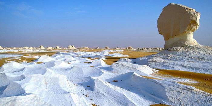 farafra oasis and the white desert